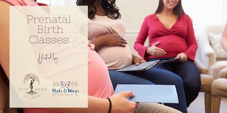 Prenatal Birth Classes tickets