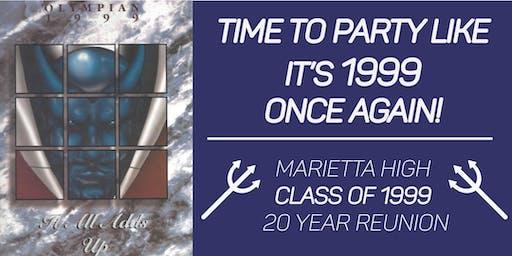MHS Class Of 1999 Reunion
