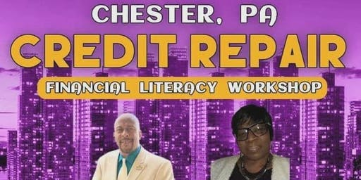 POWER OF CREDIT Financial Literacy seminar