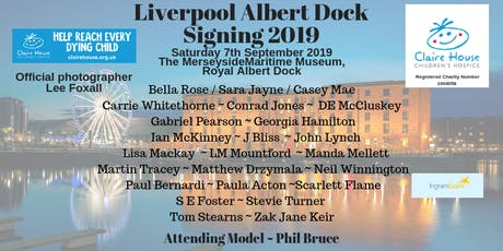 Liverpool Albert Dock Signing 2019 tickets