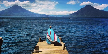 Journey Into Sacred Expression Women's Writing & Yoga Luxury Retreat, Lake Atitlan, Guatemala entradas