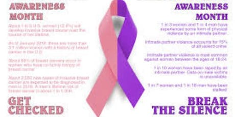 Imperfectly Perfect:Breast Cancer and Domestic Violence Awareness Conference  tickets