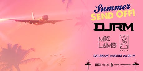 Summer Send Off ft. DJ RM | Royale Saturdays | 8.24.19 | 10:00 PM | 21+ tickets