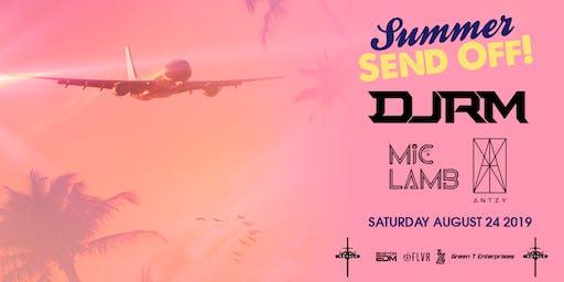 Summer Send Off ft. DJ RM | Royale Saturdays | 8.24.19 | 10:00 PM | 21+