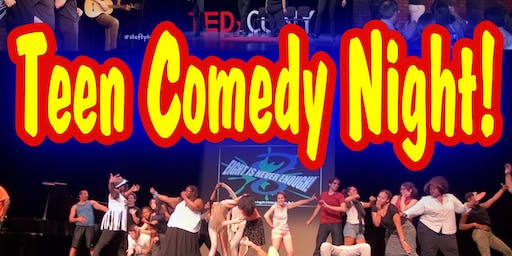 TEEN COMEDY NIGHT at LOL Times Square