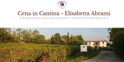 Cena in Cantina - Dinner in the Winery