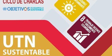 UTN Sustentable- Energía Asequible y limpia // Trabajo decente y crecimiento económico  #ODS7 #ODS8 entradas