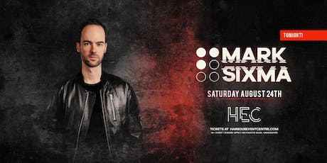 MARK SIXMA tickets