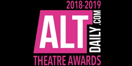 The 2018-2019 AltDaily Theatre Awards tickets