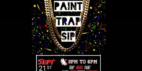 DC's Hottest Paint, Trap, & Sip tickets