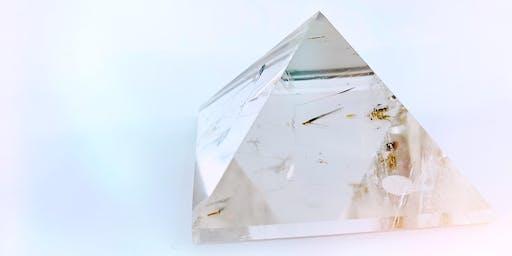 Crystal Meditation + Energy Activation
