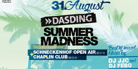 DASDING SummerMadness Tickets