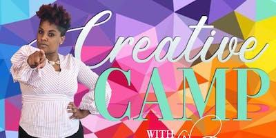 Creative Camp w/Alana Brooks