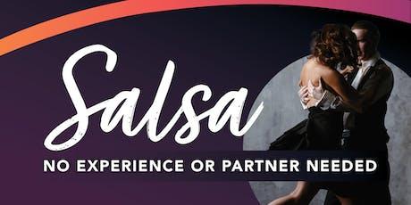 Learn to Salsa Dance tickets