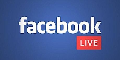 Facebook Live Video tickets