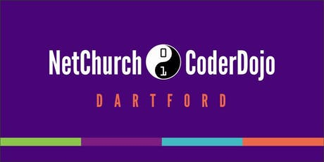 NetChurch CoderDojo, Dartford — September 21, 2019 tickets