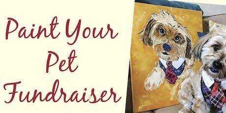 Riley MacKenzie Fun Paint Your Pet Fundraiser tickets