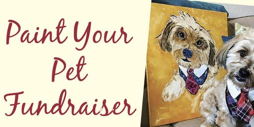 Riley MacKenzie Fun Paint Your Pet Fundraiser