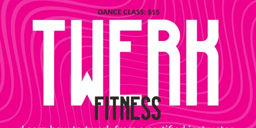Twerk Fitness Mondays