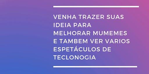 Evento de computação e tecnologia oferecido por MuMemes.