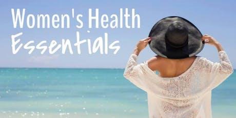 Women's Health and Hormones tickets