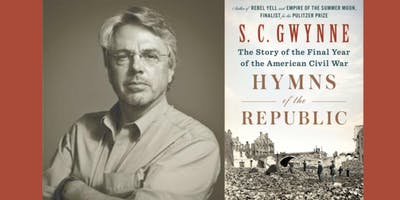 An Evening with S.C. Gwynne