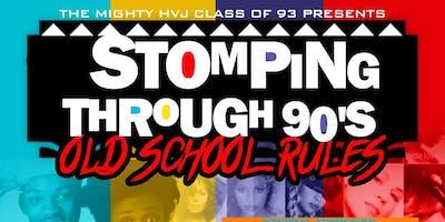 Stomping Through 90's