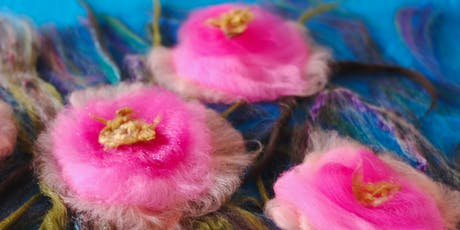 Introduction to Nuno Felting tickets