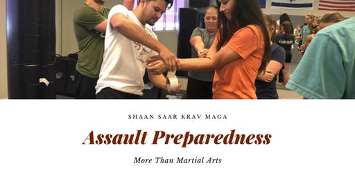 Women's Assault Preparedness: Defend Yourself Without Learning Martial Arts
