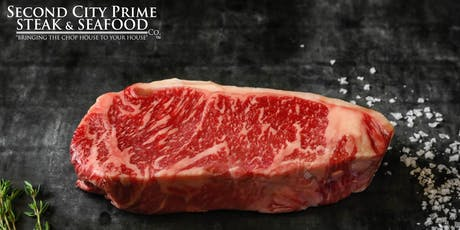 Second City Prime Meat with Wine/Craft Beer Pairing tickets