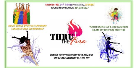 Youth Dance tickets