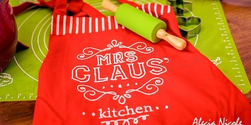 Mrs. Claus' Kitchen (No Mrs. Claus)