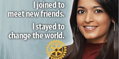 Discover Rotary 2019 tickets