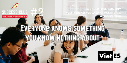 Success Club #2: Success and Books