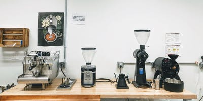 Commercial Coffee Roasting Class