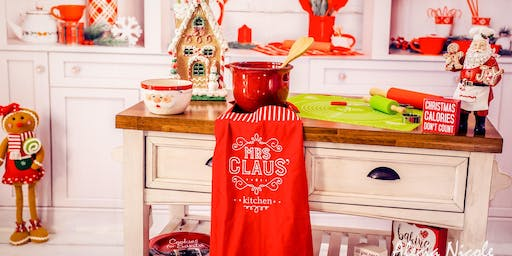 Mrs. Claus' Kitchen (with Mrs. Claus)