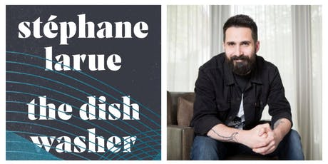 Montreal's Cult Classic Author Stéphane Larue avec Chez Ma Tante's Chef Aidan O'Neal tickets