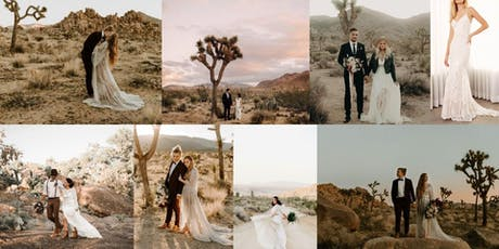 Joshua Tree Styled Shoot for Portfolio Growth and Networking tickets