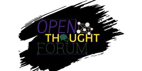 Open Thought Forum - 2019 October Election Candidates tickets