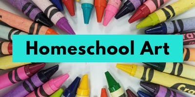 Homeschool Art (age 4-8) Mixed Media