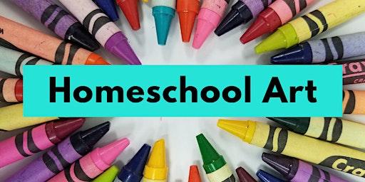 Homeschool Art (age 4-8) Pastels