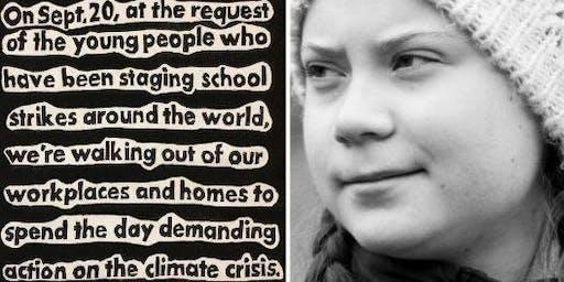 Global Climate Strike - Redlands