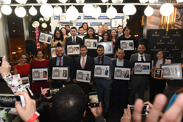 Latinos 40 Under 40 in New York (SOLD OUT) image