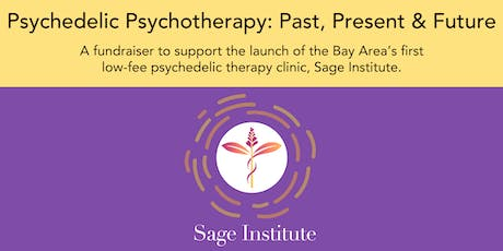 Psychedelic Psychotherapy: Past, Present & Future tickets