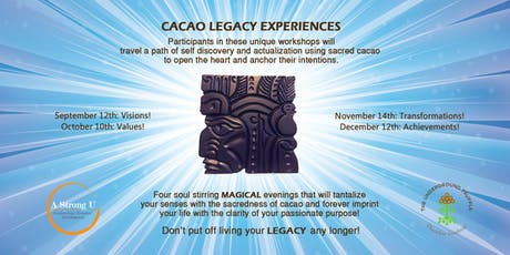 Cacao Legacy Experiences tickets