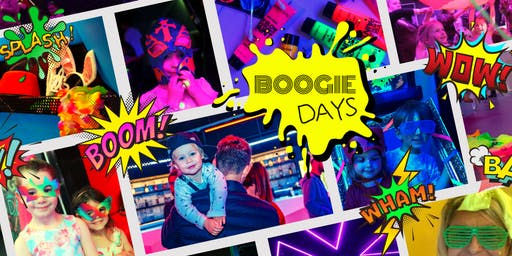 BOOGIE DAYS - 21.09.19