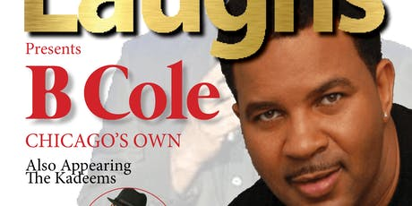 Evanston Laughs- Special Event B-Cole tickets