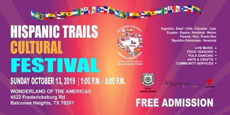 Hispanic Trails Cultural Festival tickets