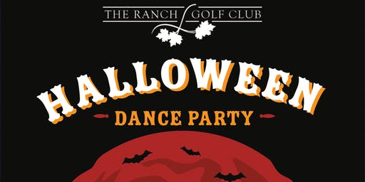 Halloween Dance Party @ The Ranch