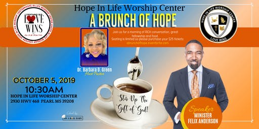 A Brunch of Hope